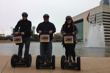 Segway-Tour durch Dallas