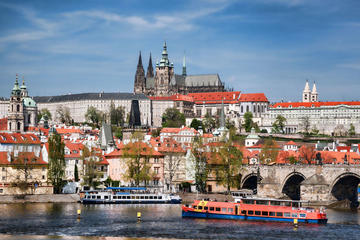 Guided Walking Tour - Prague in One Day - Walk & Lunch & Boat