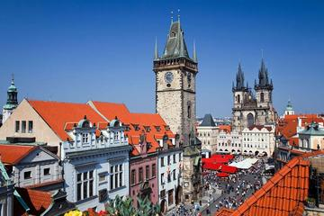 Guided Walking Tour - Prague Old Town & Canal River Cruise