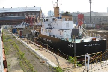 Brooklyn Navy Yard Tour