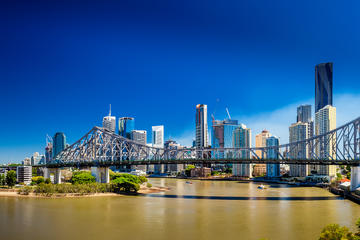Brisbane Half-Day Morning City Tour
