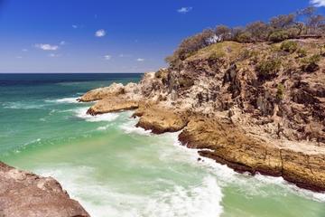 Excursion d'une demi-journée à Stradbroke Island au départ de Brisbane
