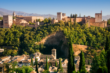 Excursión en tierra en Málaga: entrada sin colas a la Alhambra y a...