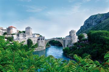 Mostar Day Trip from Dubrovnik Cavtat Slano Mlini, Orasac or Plat