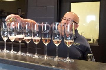 Book Small Group Sparkling Wine and Ciders Tour with Wood-Fired Pizza Lunch on Viator