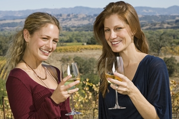 Excursão dos vinhos frisantes de...