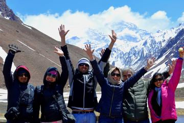Experiencia de día completo en el Aconcagua