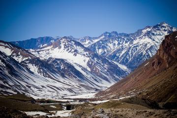 Passeio de um dia para os Andes...