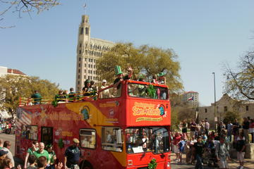 Day Trip City Sightseeing San Antonio Hop-On Hop-Off City Tour near San Antonio, Texas