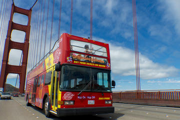 City Sightseeing San Francisco hoppa på/hoppa av-rundtur