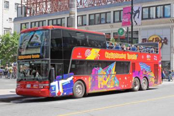 City Sightseeing Toronto Hop On Hop Off Tour 2018