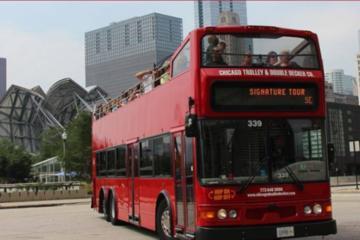 Excursión en autobús con paradas libres de Chicago