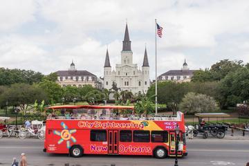 Excursión en autobús de City Sightseeing con paradas libres por la...