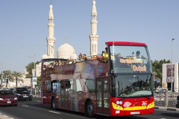 Super Saver med sightseeing i Dubai og Sharjah: Stig på/stig af-ture