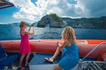 Small Group 3 Islands Full Day Cruise from Bali