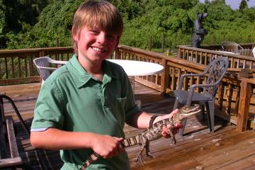 Everglades Familien Abenteuer von Greater Fort Myers/Neapel Gebiet