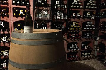 Premium Wine Tasting in vaulted cellar in Nice