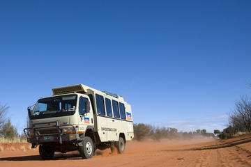 Tour di 5 giorni in campeggio a Uluru (Ayers Rock) e Kata Tjuta in 4x4