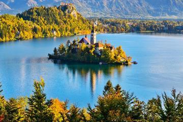 Best of Slovenia Private Tour: Lake Bled & Ljubljana from Zagreb