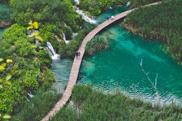 Private Tour: Split - Plitvice Lakes - Zagreb (vice versa)