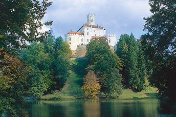 Private Tour: Trakoscan Castle & Varazdin from Zagreb