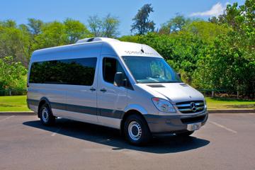 Trasferimento condiviso per la partenza: dagli hotel di Oahu o dal