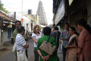 Private Peacock Trail Walking Tour in Mylapore