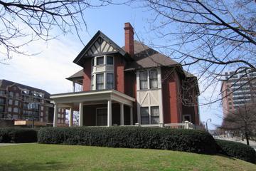 """Excursão de """"E o vento levou"""" de Margaret Mitchell em Atlanta"""
