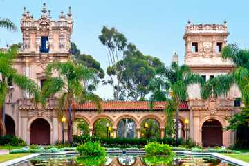 Tour combinato a San Diego e Tijuana
