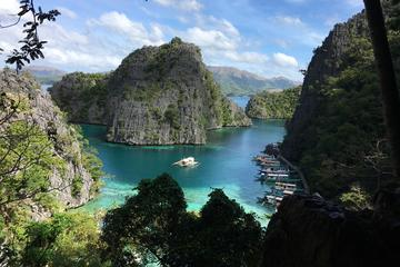 3-Day Coron Vacation with Round-trip...