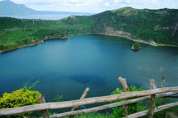 Full-Day Taal Volcano Trekking and...