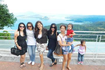Recorrido por Tagaytay Ridge desde Manila: Palacio en el cielo...