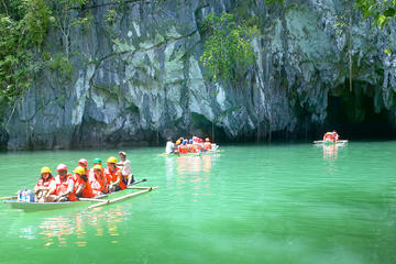 Underground River Tour from Puerto...