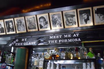 Balade Sips of Hollywood avec les spécialités des rues et les boissons
