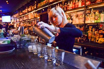 East Village Walking Tour: Craft Cocktails and Speakeasies