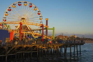 Excursion complète à Los Angeles: location de vélo, dégustation de...