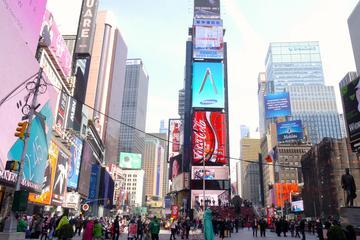 Más allá de Broadway: Tour del experto de Times Square
