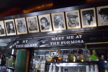 Recorrido por bares del antiguo...