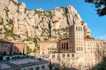 Excursion à Montserrat depuis Barcelone, y compris le déjeuner et une...