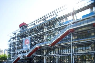 Evite las colas: entrada al Centro Pompidou de París
