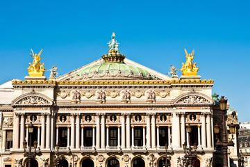 Excursión Tesoros de la Ópera Garnier de París
