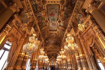 Tour dopo l'orario di chiusura: Opéra Garnier a Parigi