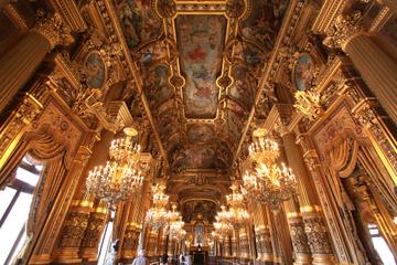 Tour na openingstijden: Opéra Garnier in Parijs