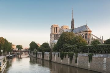 Tour van de torens van de Notre-Dame na sluitingstijd