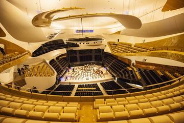 Visite des coulisses de la Philharmonie de Paris en français