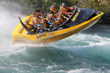 Rapids Jet NZ's Most Exciting Jet Boat Ride
