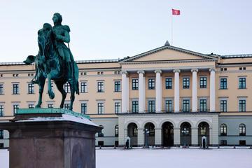 Tour di Oslo in bici per piccoli