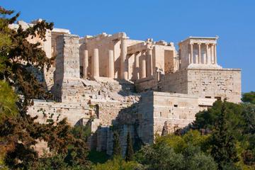 Acropolis Arena - Athena vs Poseidon, Self-Guided mobile tour, Mythology tour