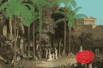 Athens: A Queen' s Garden self-guided mobile tour