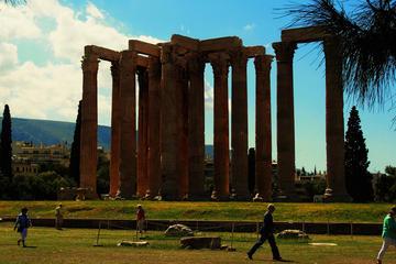 Athens: Greek Mythology Traces self-guided mobile tour